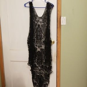 Tops - Cover up or long vest